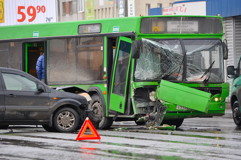 Estube en un accidente de autobús. ¿Qué debo hacer? Featured Image
