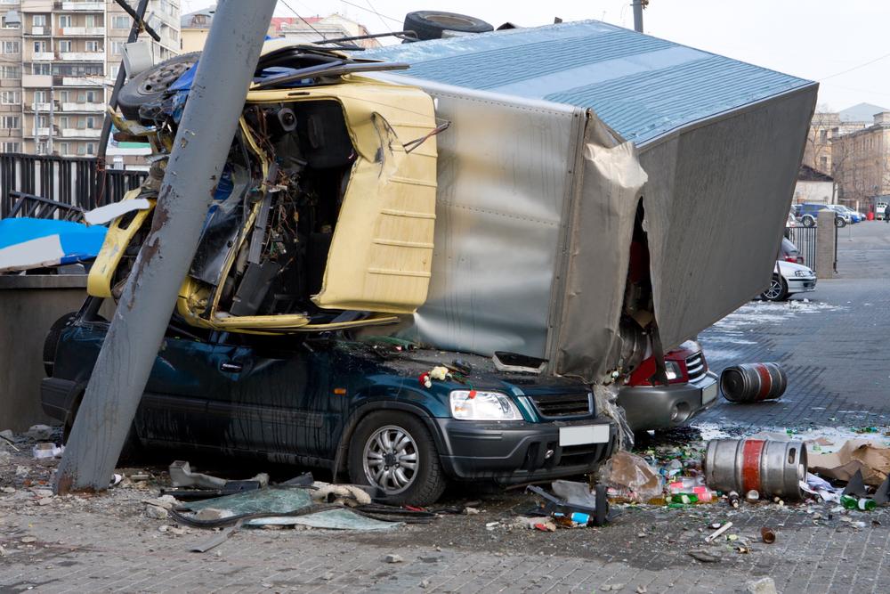 Las Lesiones Más Comunes Tras un Accidente de Camión Featured Image