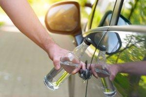 Nochevieja - Seguridad vial al manejar bajo los efectos del alcohol