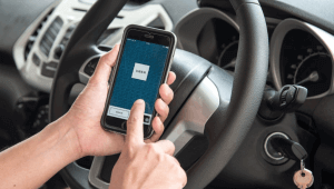 What should I do if I get in a car accident in an Uber? Featured Image