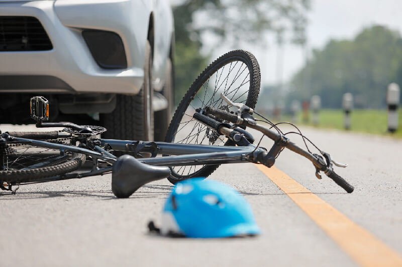 Bicycle Accidents Featured Image