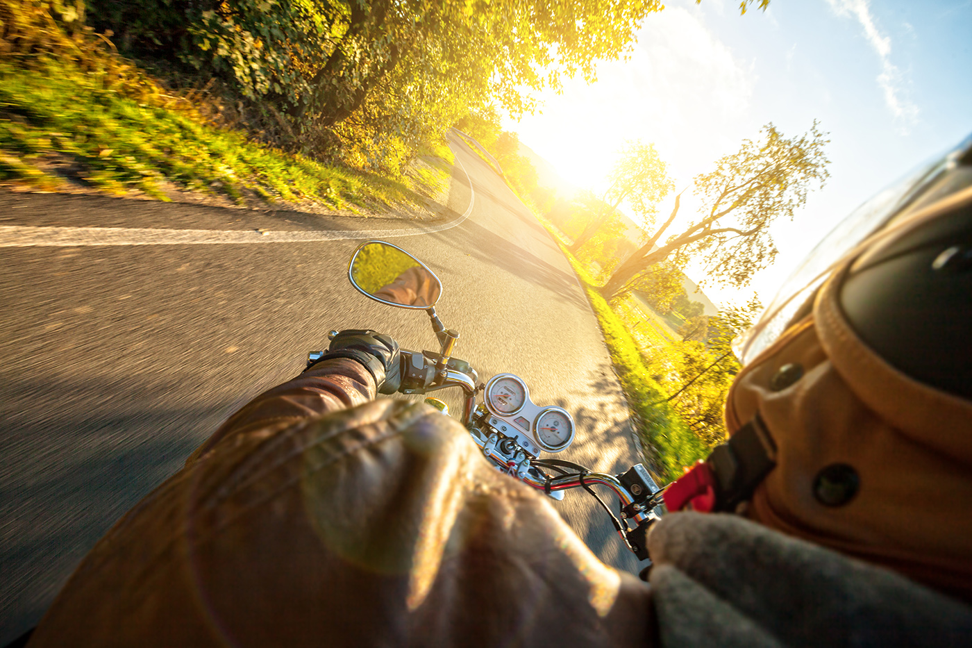 3 Steps to Avoid a Motorcycle Accident in Houston Featured Image