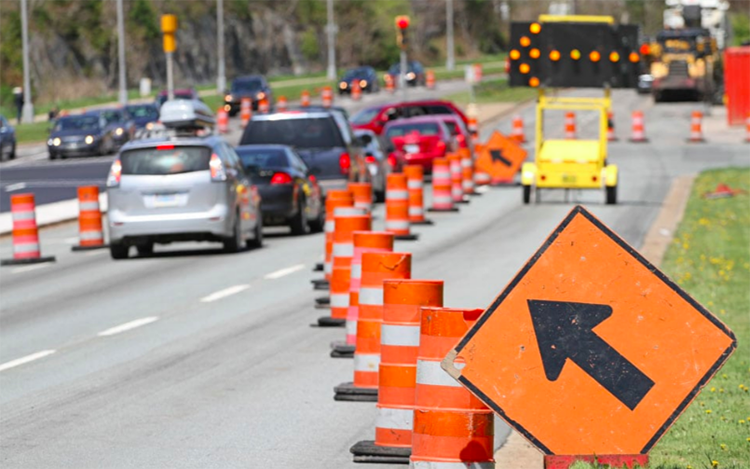 In an Accident in a Construction Zone? Here's What to Do Featured Image