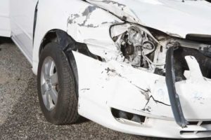 car accident in