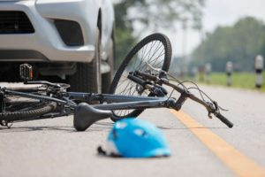 Accidente de Bicicleta