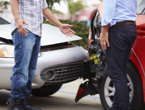 fault vs. no fault car accidents