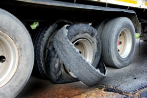 Tire Blowout Truck Accident | The Law Offices of Hilda Sibrian